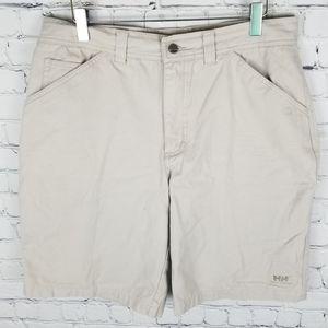 HELLY HANSEN | spellout back pocket shorts